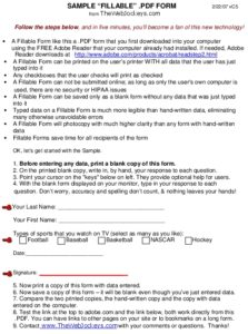 Icon of Worksheet Sample 2